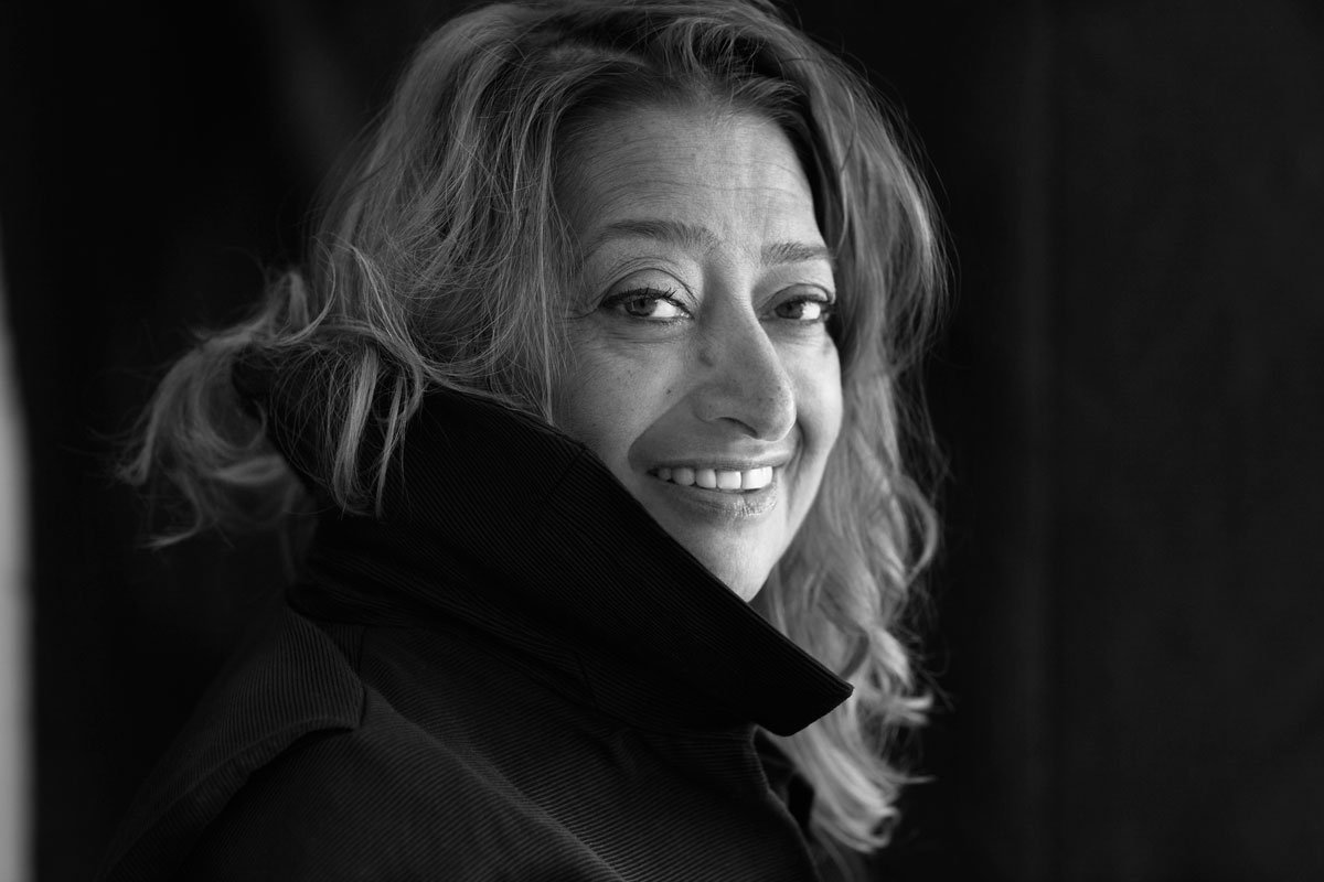 Trailblazing architect #ZahaHadid has passed away at age 65. Her beautiful sketches live on: https://t.co/Xa40CMmo5R https://t.co/b7oTNhh3bn