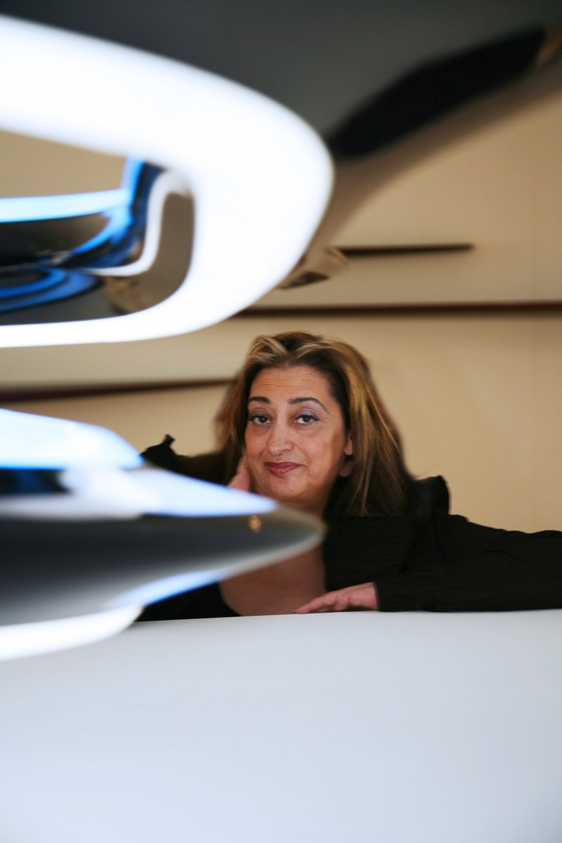 The museum is deeply saddened to hear of the passing of Zaha Hadid, one of the greatest architects of our time https://t.co/UWf7677CrQ