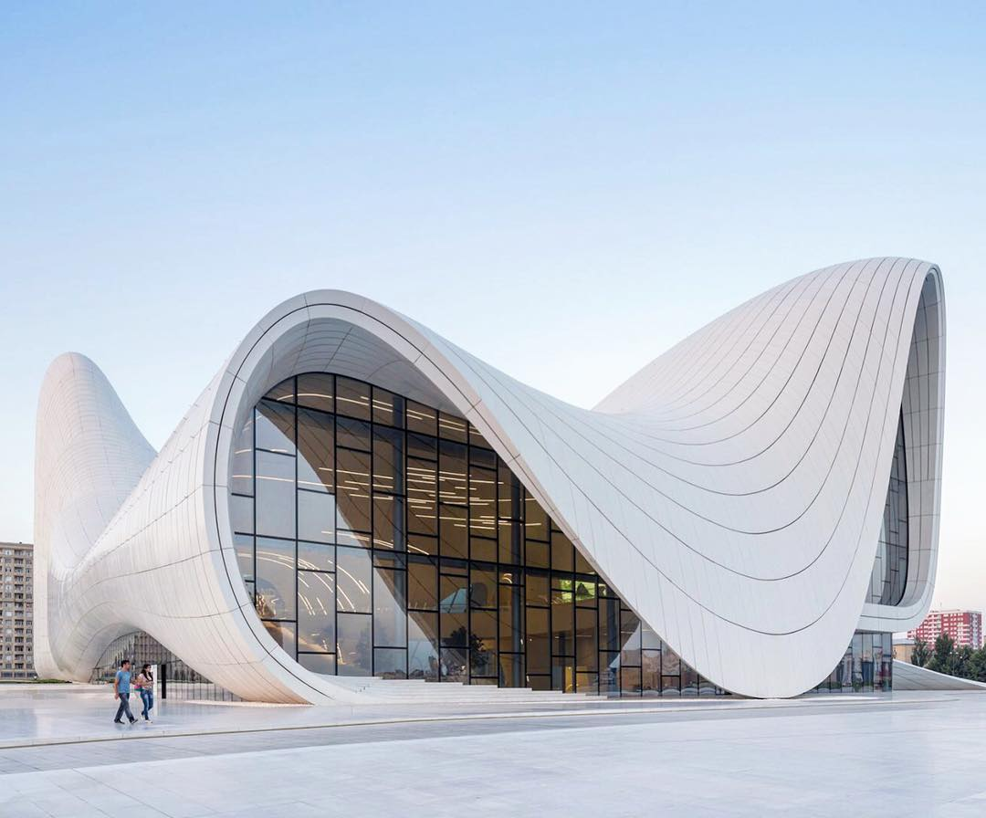 RIP Zaha Hadid, our favorite architect https://t.co/aWUnVdHXEy