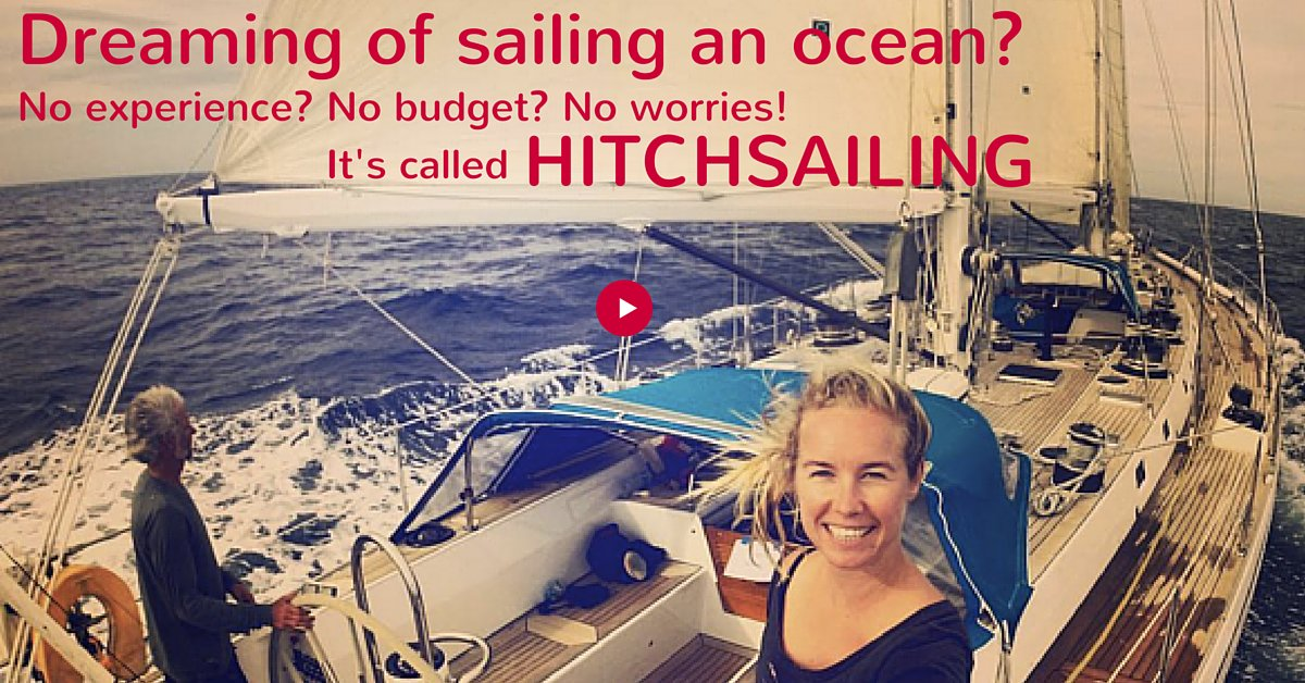 A guide for hitchsailing, adventure & ocean conservation Help make it happen on @Indiegogo https://t.co/r5S5zS5CY1 https://t.co/MkQmipCqdr