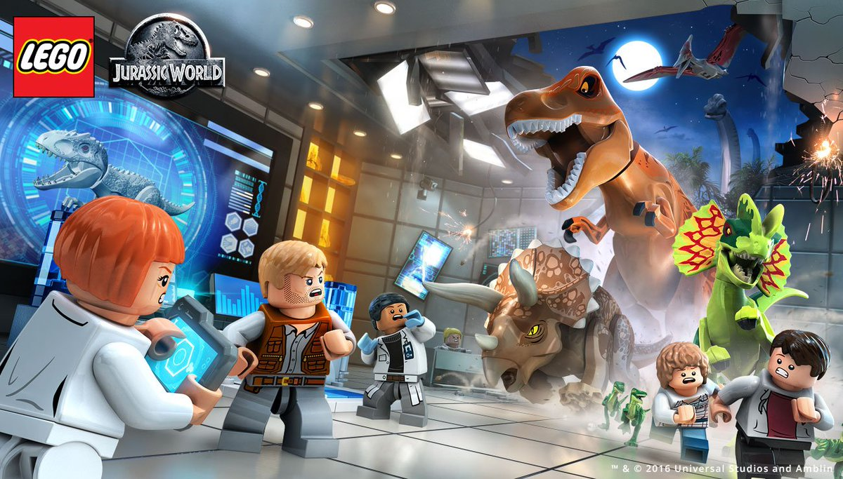 Lego jurassic game legojurassic twitter 9 replies 64 retweets 168 likes gumiabroncs Images