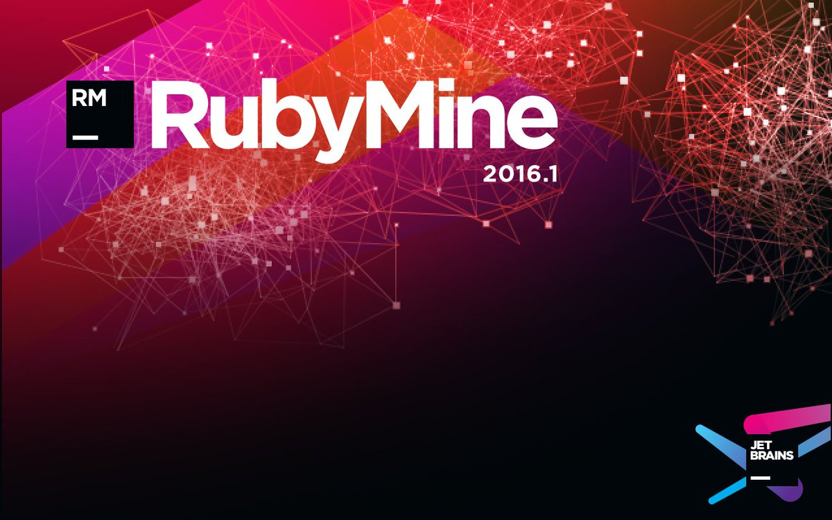 RubyMine 2016.1 is out! #Rails 5 #Ruby 2.3 and more: https://t.co/1IjrPcBHVF https://t.co/wF70WJzjy4