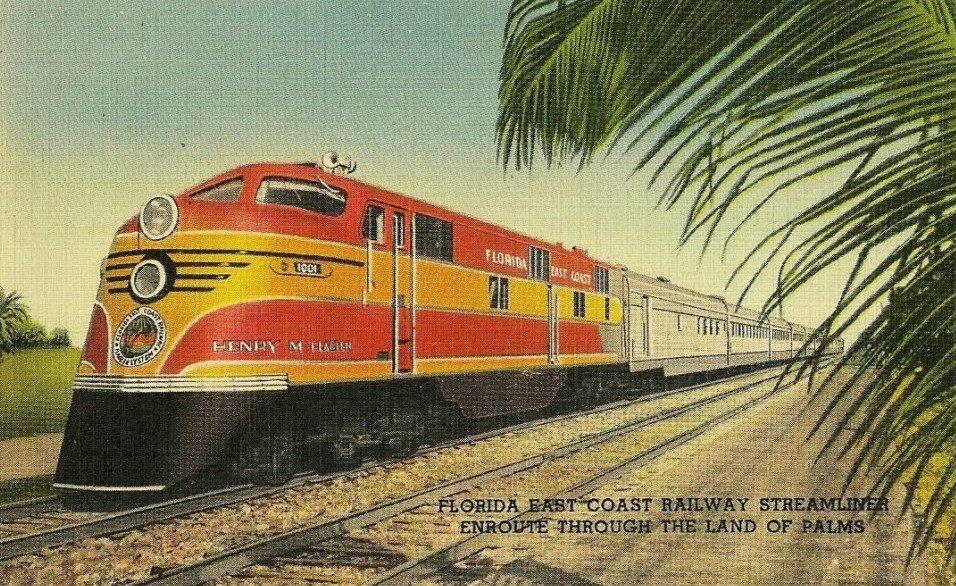Florida East Coast Railway Picture