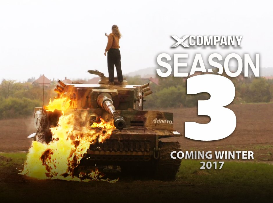 X Company saison 3