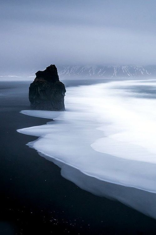 Chill Vibes On Twitter The Black Sand Beaches Of Iceland Tco Z5b1BgwrKV