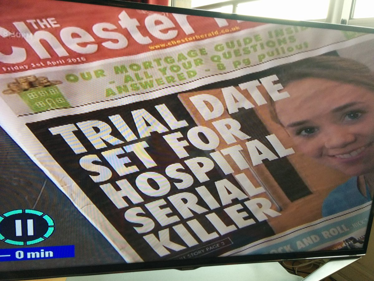 Once again Hollyoaks' Chester Herald flagrantly flouts the Contempt of Court Act 1981 https://t.co/LQdD5b4SBW