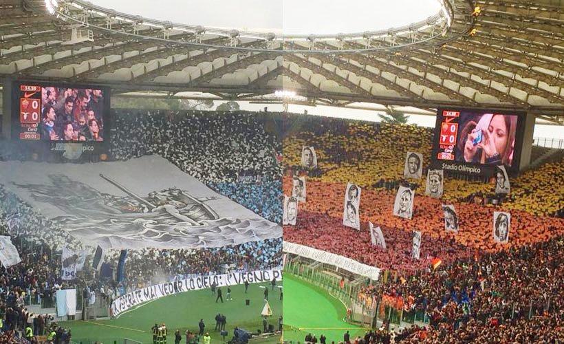 Derby LAZIO ROMA Streaming, come vedere Diretta Calcio Oggi Live TV
