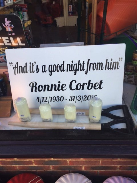 Classy touch from my local hardware store Cummins. #fourcandles https://t.co/hmgowSb8bB