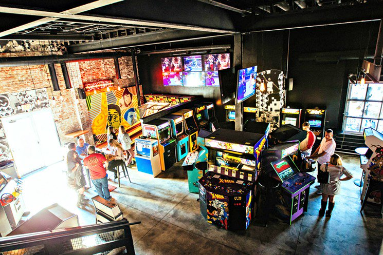 Classic arcade bar heading to Uptown this summer https://t.co/jIItBmDiyW https://t.co/YvbOeHVV9x