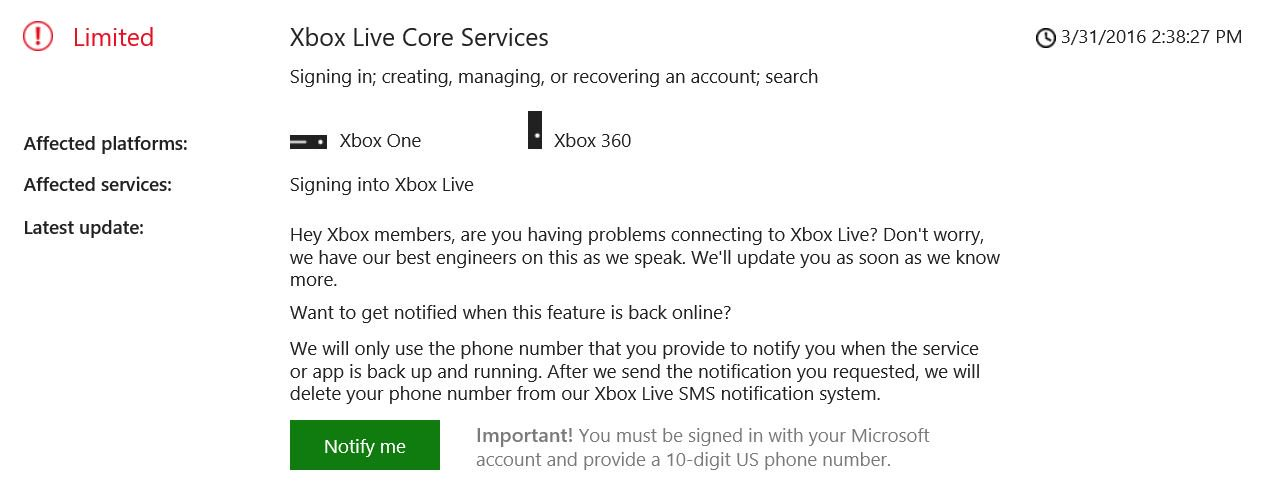 Xbox Support on Twitter: