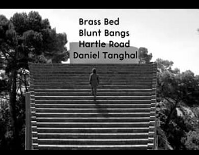 Daniel Tanghal on now Caledonia . Next up Hartle Road, Brass Bed, and Blunt Bangs. Solid is as solid does. Roll up!
