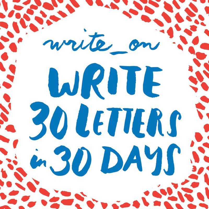national letter writing month get ready get set go national letter writing month 23752