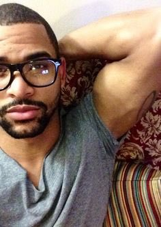 Sexy light skin men