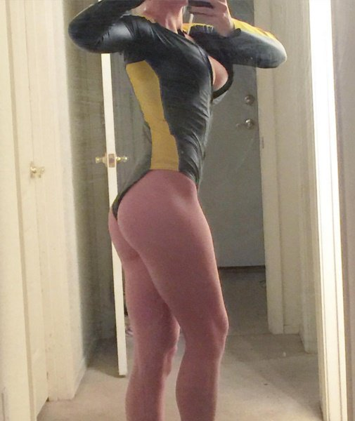 Butt jessica nigri 60 Sexy