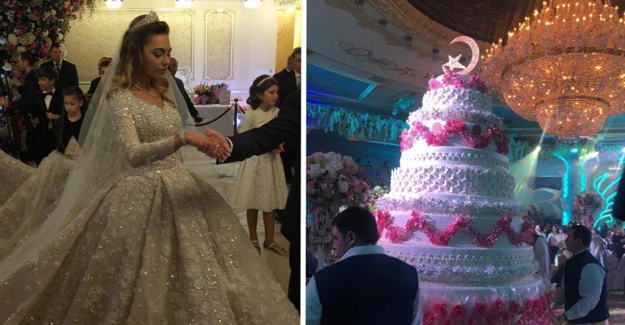 прекрасные картины больше фото со свадьбы гуцериева внимания