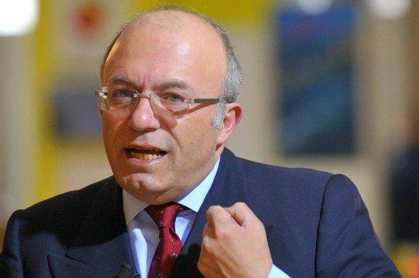 Francesco Storace, candidato a sindaco di Roma