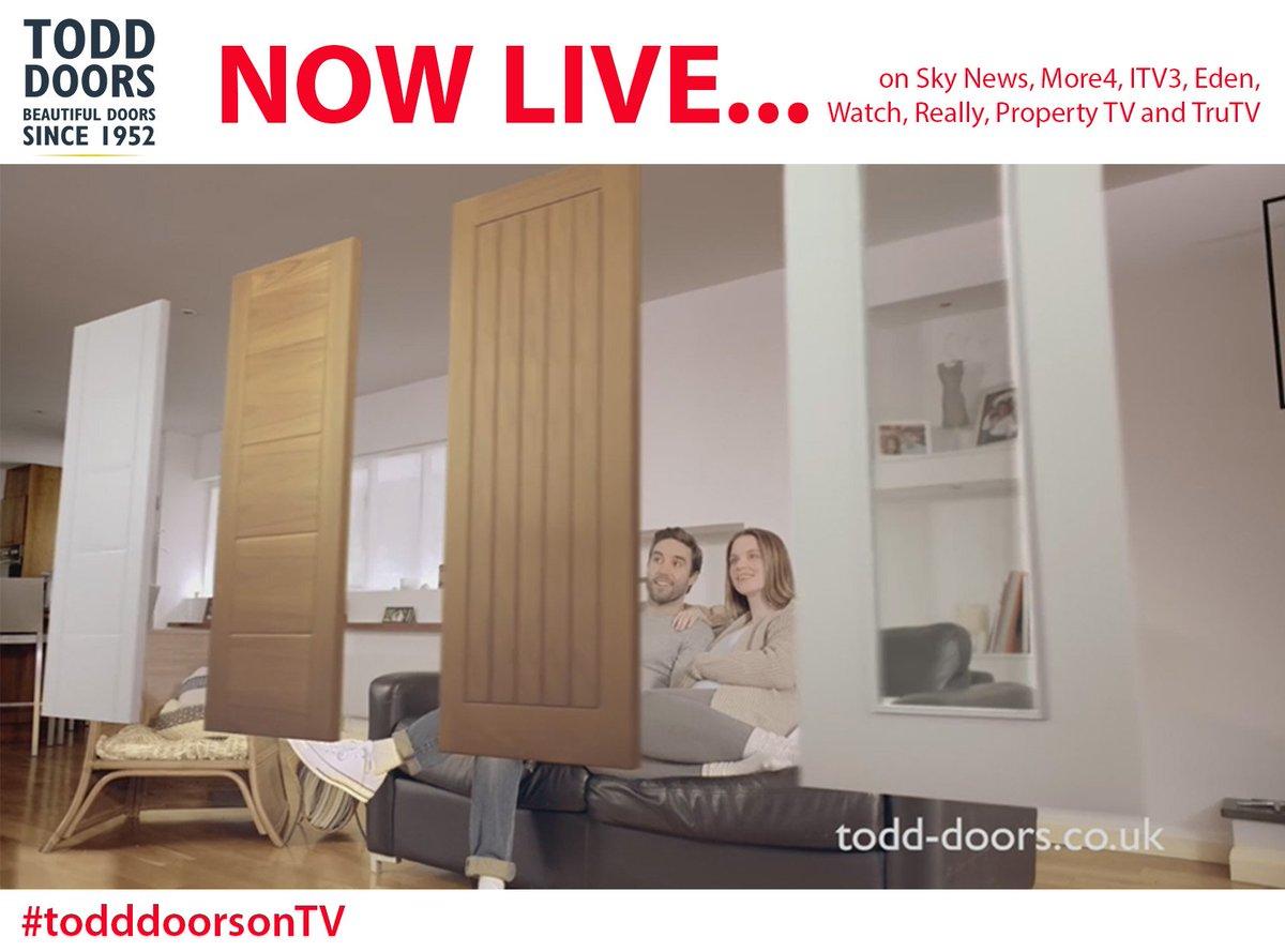 Todd Doors @ToddDoors & Philippa George (@philippa_george) | Twitter