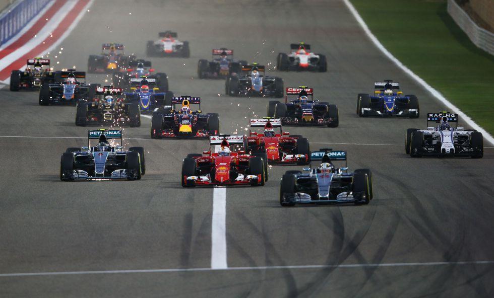 Streaming F1 GP Bahrain 2016 Rojadirecta: Diretta TV qualifiche e gara con le Ferrari di Vettel e Raikkonen