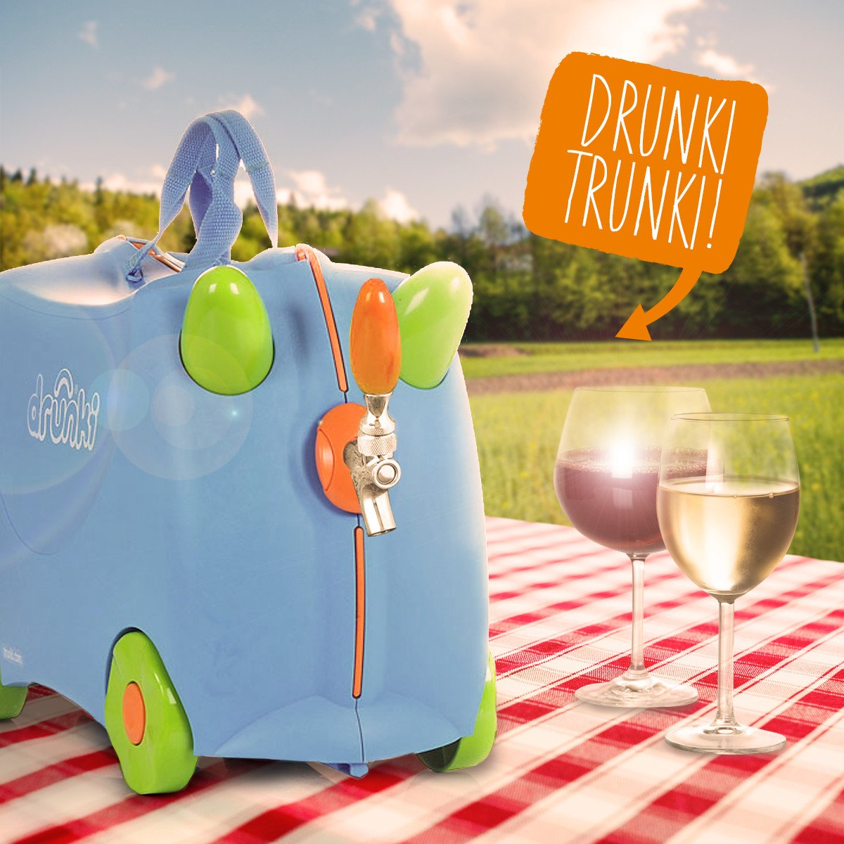 We've invented a specially adapted Trunki Wine dispenser, exclusively for grown ups! RT if you want to #WIN one! https://t.co/NIBNGKWLSb