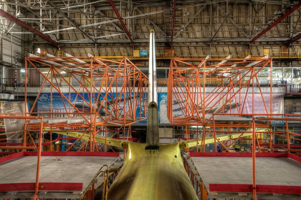 """""""Антонов"""" - настоящий гигант международного авиакосмического сектора и символ высокого потенциала Украины, - Пайетт - Цензор.НЕТ 9708"""