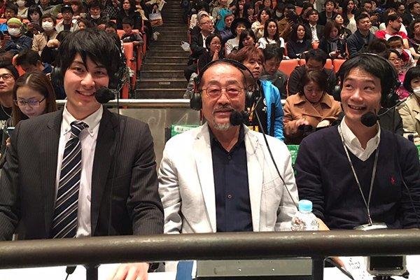 新 日本 プロレス テレビ