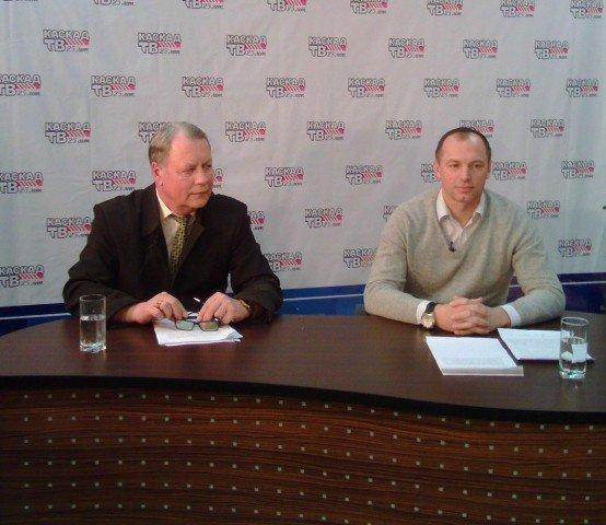Николай Терехов в прямом эфире