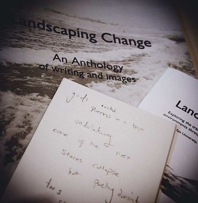 Great #landscapingchange conference @BathSpaUni @LitandLand Here's poetry written by a delegate during my talk https://t.co/FcWfltln7F