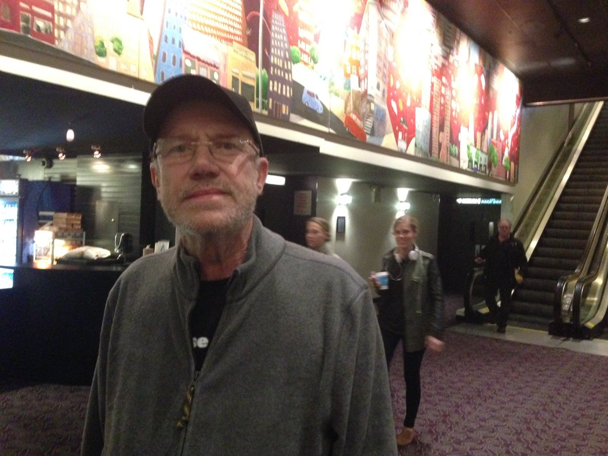 Just talked to 71yo Robert Blomberg here to see @vaxxedthemovie premiere. He vaccinated his 3 kids but regrets it. https://t.co/uoJ9S6UQES