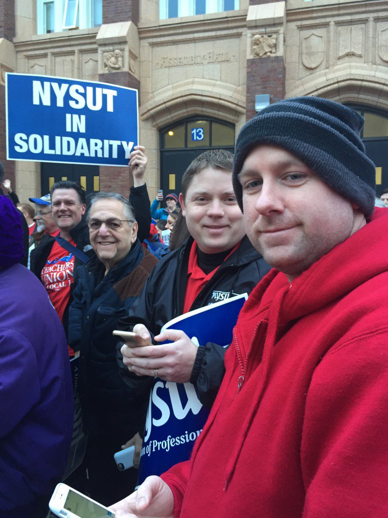 Thumbnail for NYSUT Stands in Solidarity with Chicago's #FightForFunding