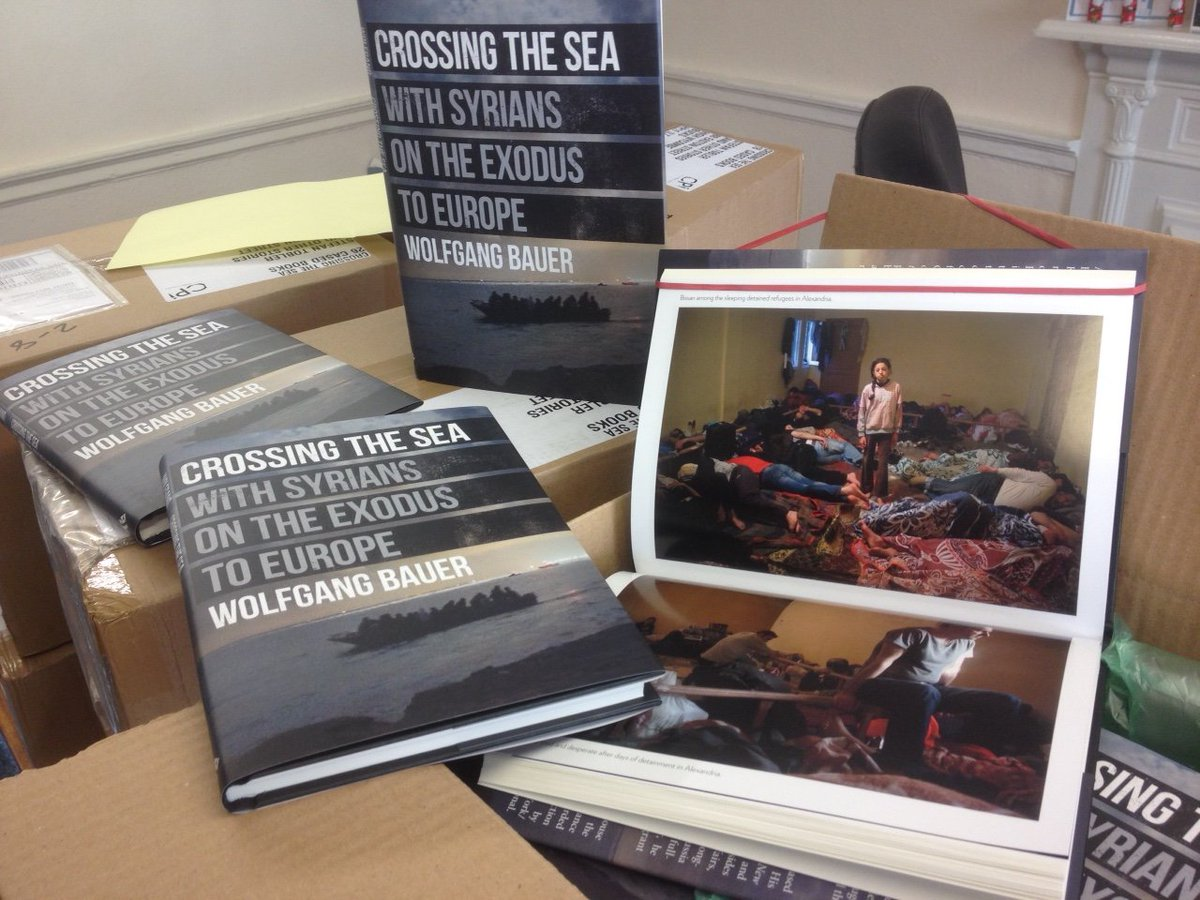 Feel strongly about what Syrian refugees are facing? You need to read CROSSING THE SEA. https://t.co/mDLD2sO7aM https://t.co/AlONAP5jB1
