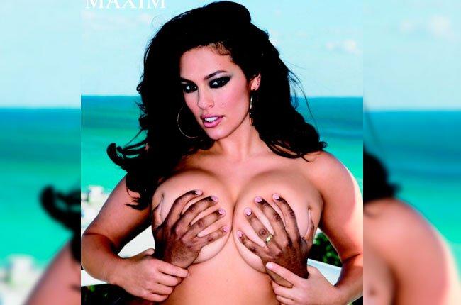 Fotos Ashley Graham Maxim Showcaracol Curvas Fotos Ashley Graham