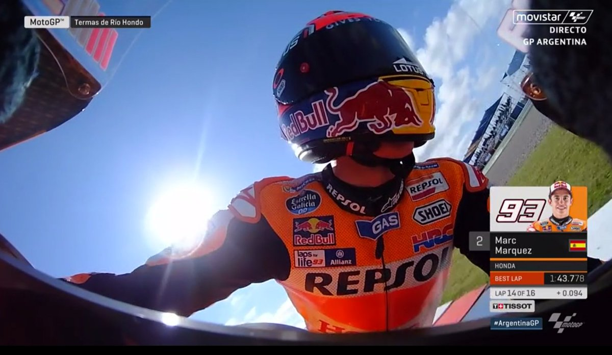 Streaming MotoGP Argentina 2016 Rojadirecta, qualifiche e gara in Diretta Sky Video