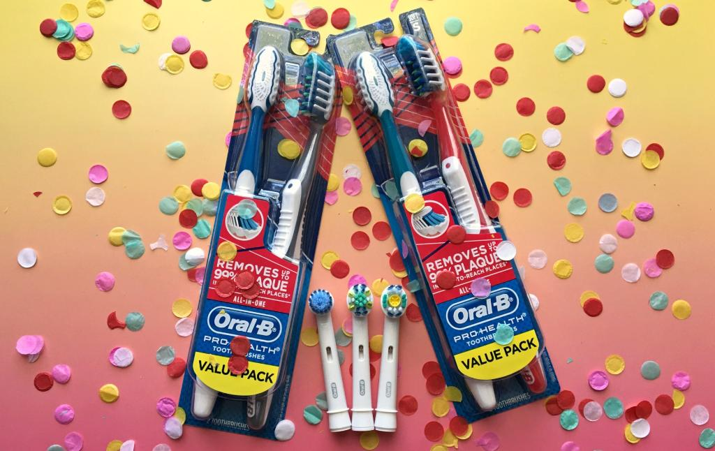 Happy #FirstDayofSpring! Time to change your #toothbrush! A new one every three months is recommended.
