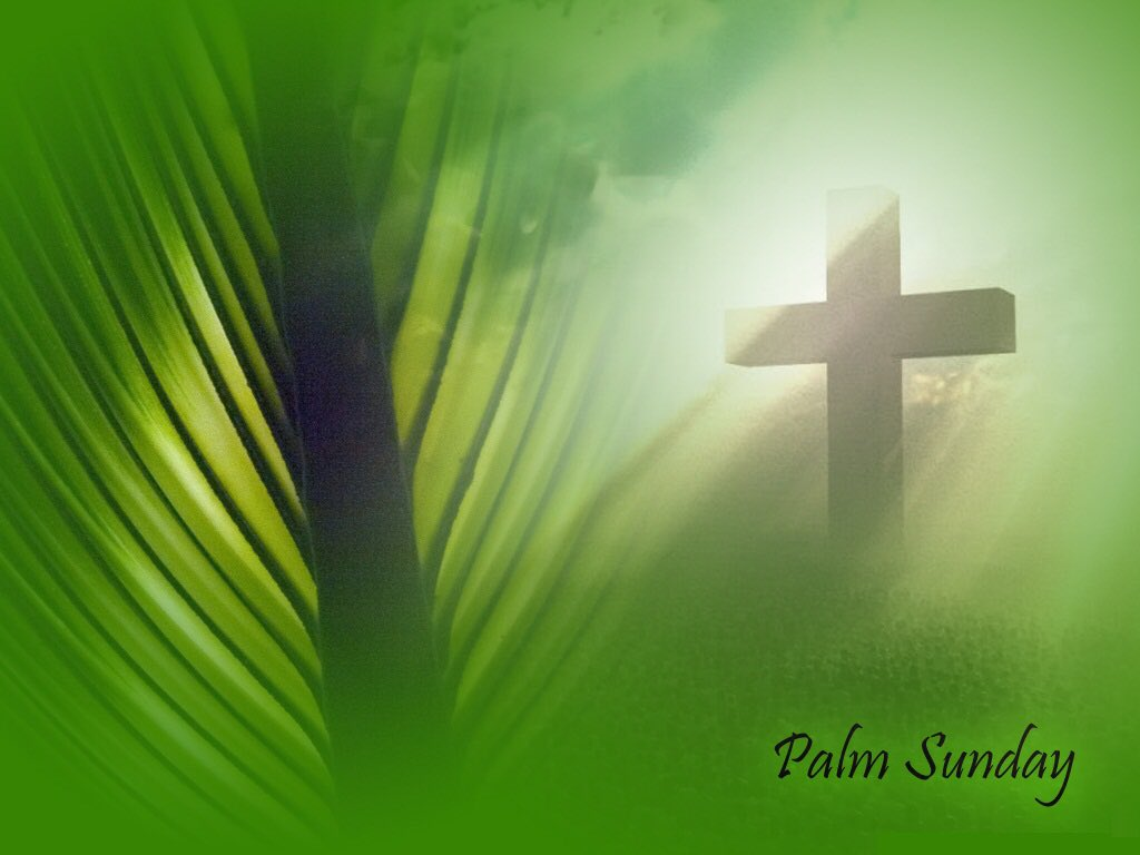 Hosanna.  Hosanna in the Highest.  Matt 21:9