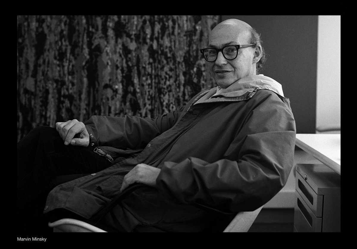 【幸運】Marvin Minsky, father of AI left messages to us in fortune cookies. We miss you… https://t.co/YnuVENAmTi https://t.co/PgFCJ5bv0b