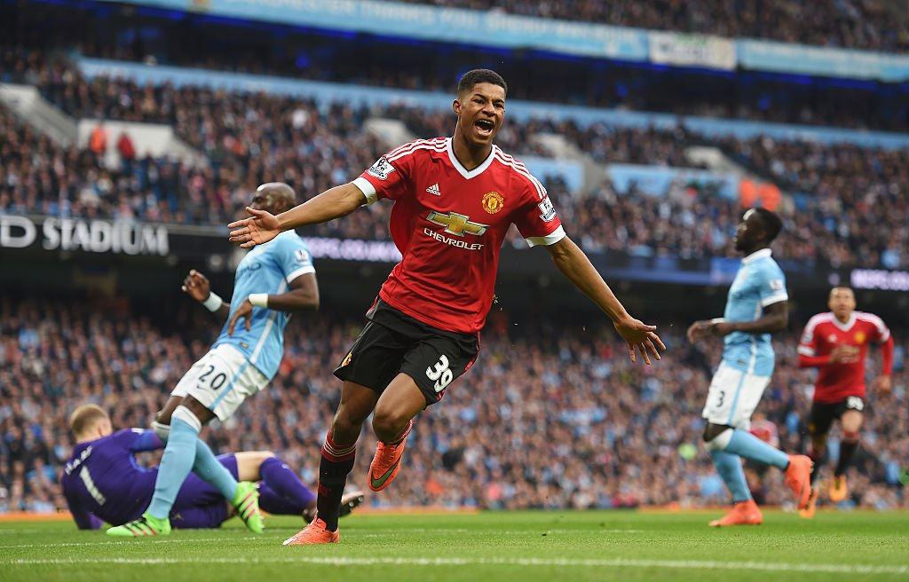 Video: Manchester City vs Manchester United