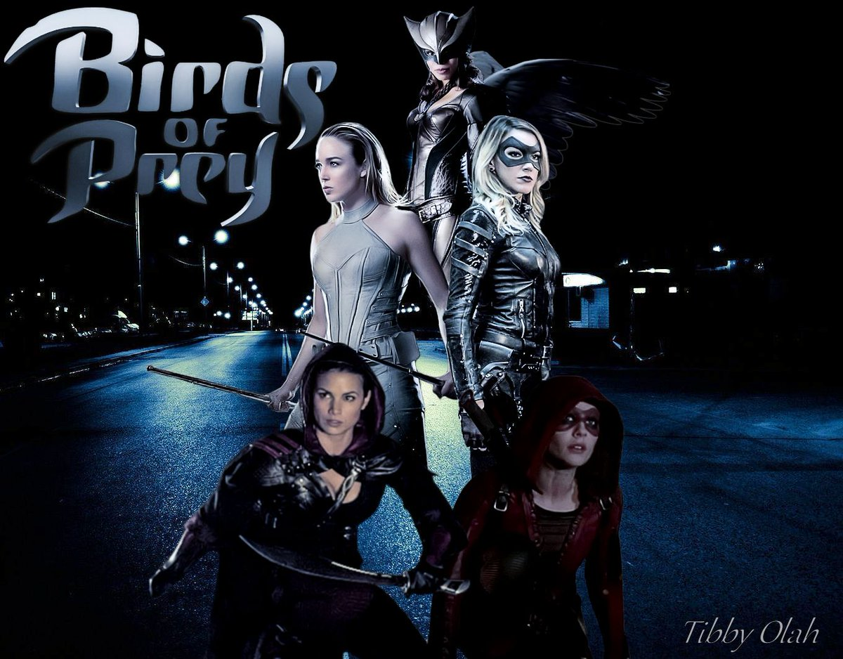Tibby Olah On Twitter Here Is My Last Birds Of Prey Fanart Katrinalaw Willaaaah Caitylotz Mzkatiecassidy Ciararenee8 Molnr Csenge Https T Co Rcviwgbhyq