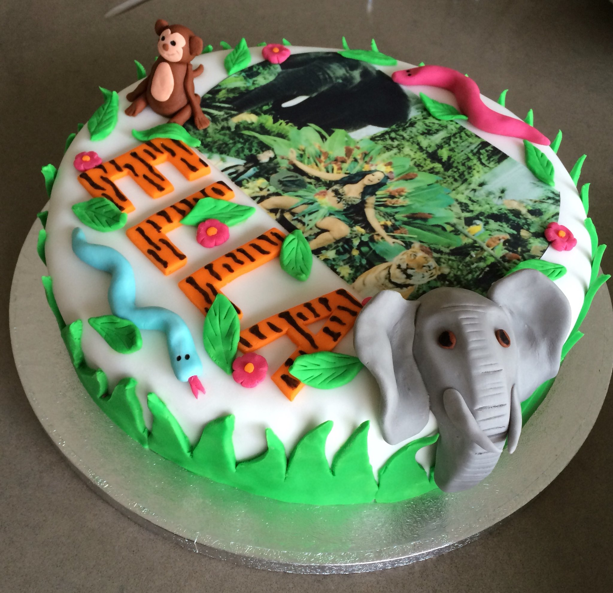 Prime T Cakes Catering A Twitteren Katy Perry Roar Birthday Cake For Birthday Cards Printable Inklcafe Filternl
