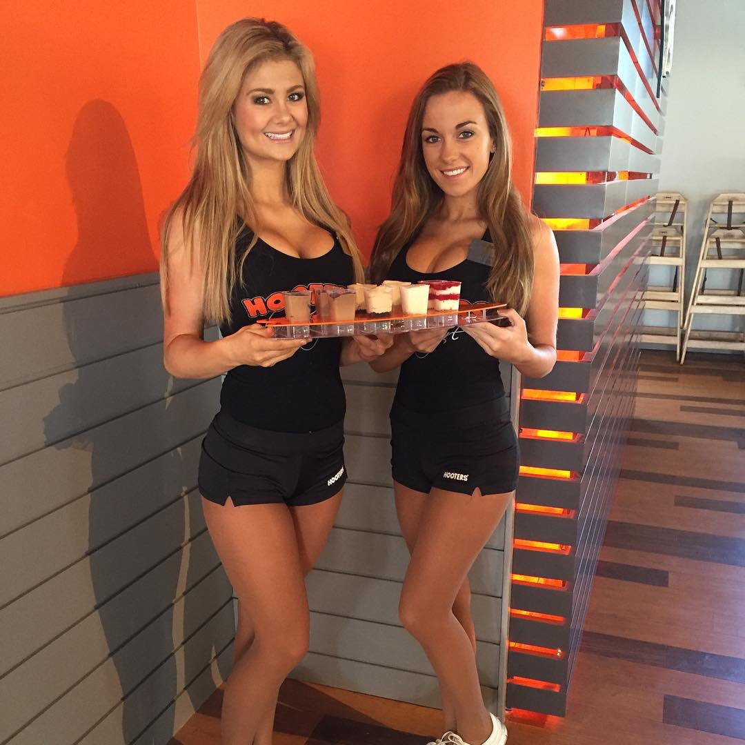 """Hooters On Twitter: """"Give Our Desserts Shooters A Shot"""