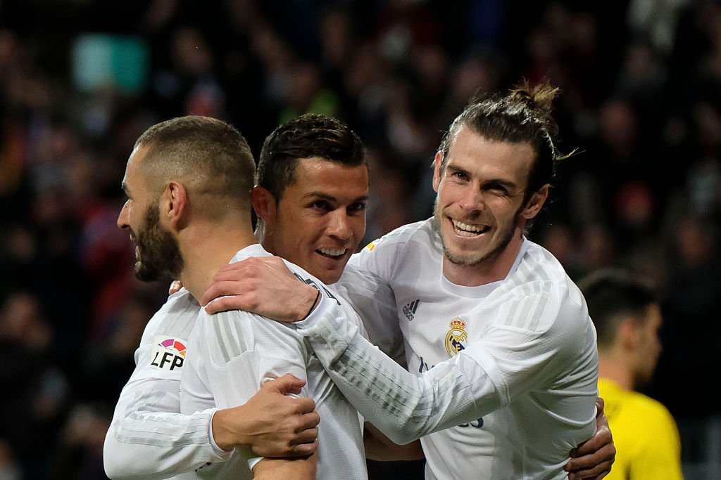 Video: Real Madrid vs Sevilla
