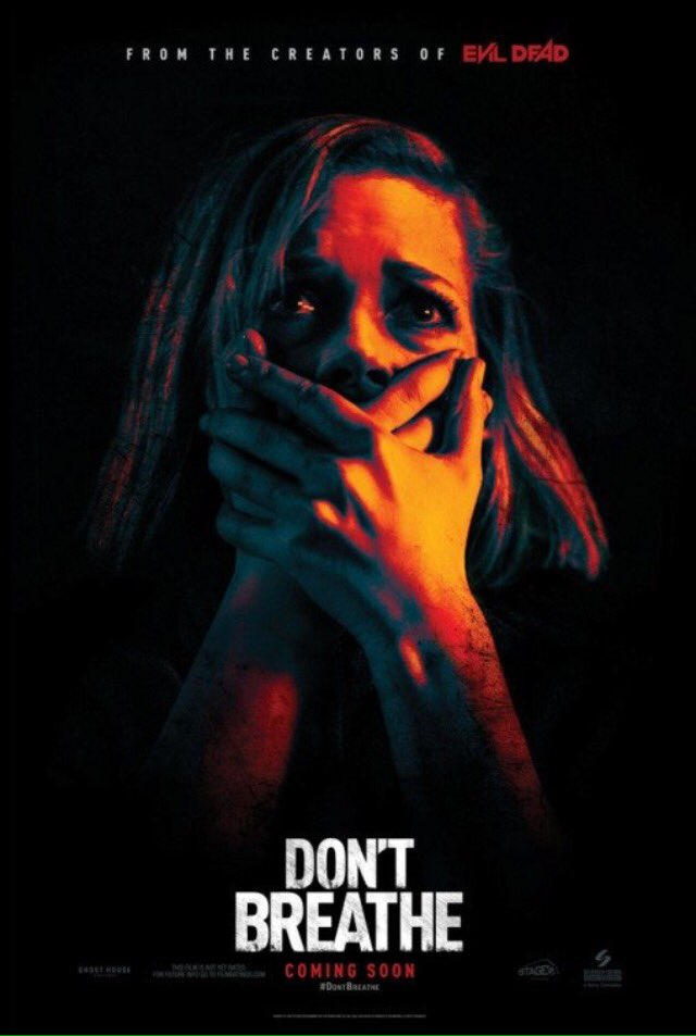 Don't Breathe Trailer Featuring Stephen Lang 3