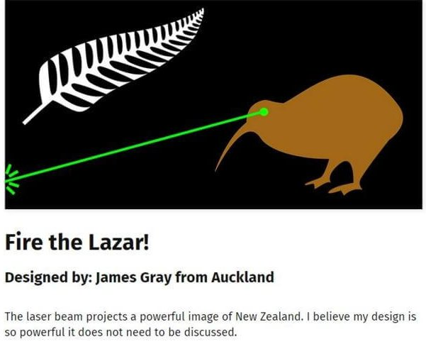 Thumbnail for NZ Flag Referendum Questions & Comments