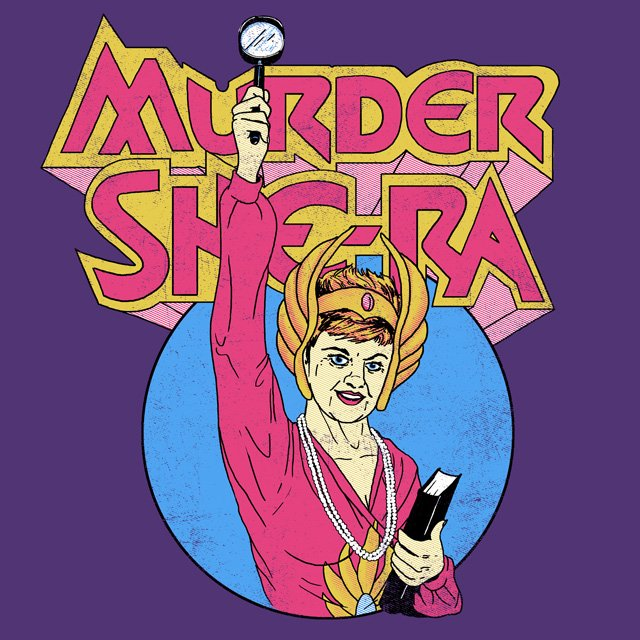 Jessica Fletcher + the Princess of Power = Murder She-Ra! via Hillary White @bonniegrrl https://t.co/c27PHRI909 https://t.co/6Se1WpTd9J