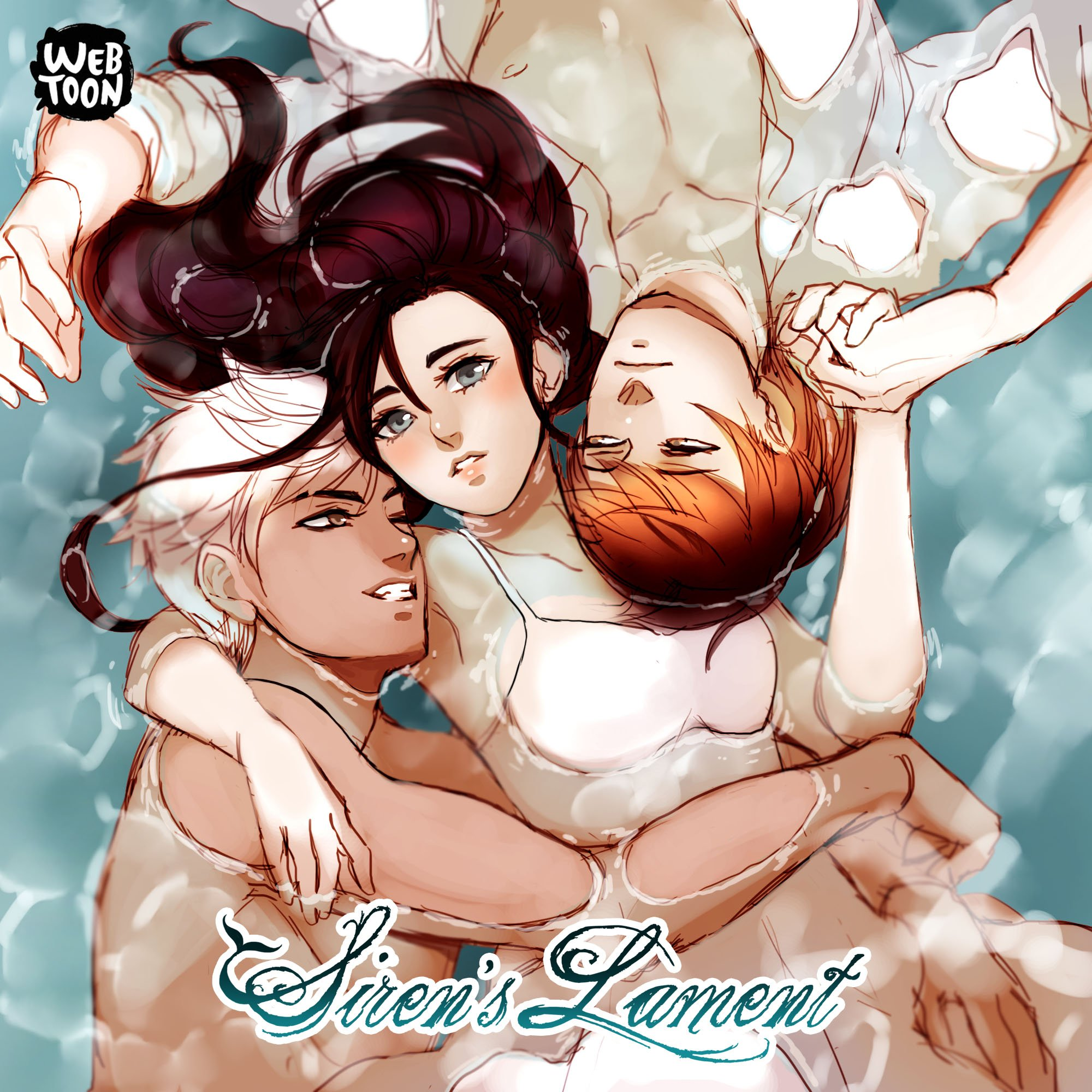 "mingso on Twitter: ""Siren's Lament: Ian, Lyra, and Shon :> https://t ..."