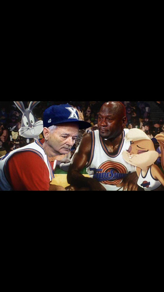 Nah....they ain't do Bill Murray like that......