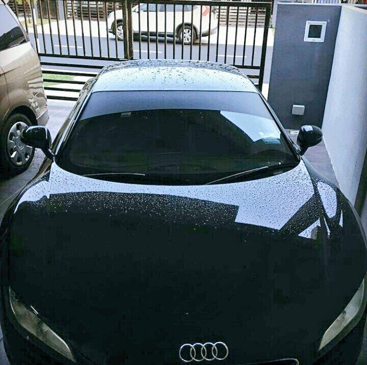 "Raz. On Twitter: ""Audi R8 For Sale! Kereta Sudah Habis"
