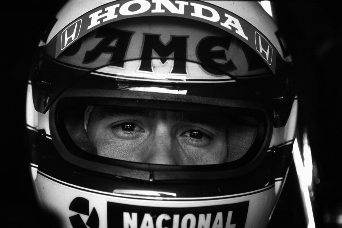 Ayrton Senna would have been 56 today. His numbers speak for themselves: https://t.co/JB8x3BQVoa https://t.co/m8FTVfJYvF