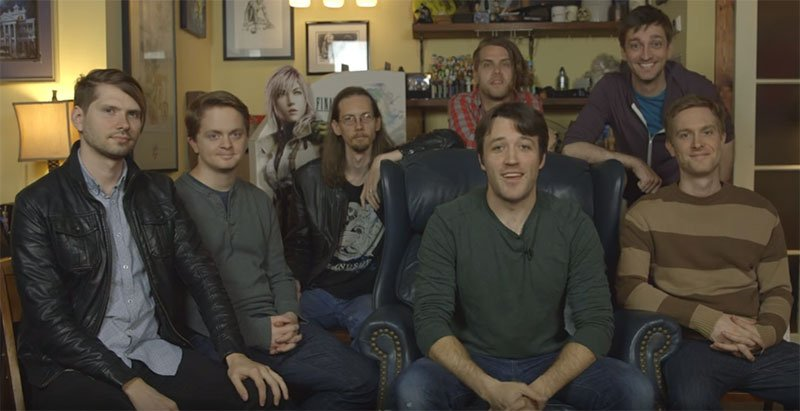 Gametrailers staff return with new project https://t.co/WEudMWQCXV