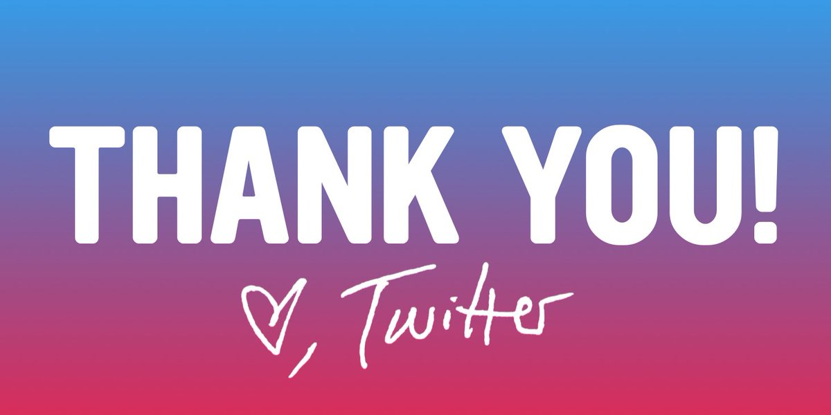 Thank you, @RedCross, @CARE, @theIRC, @metmuseum, & @CentralParkNYC for showing the power of Twitter! #LoveTwitter https://t.co/KBCz0Z3CEN