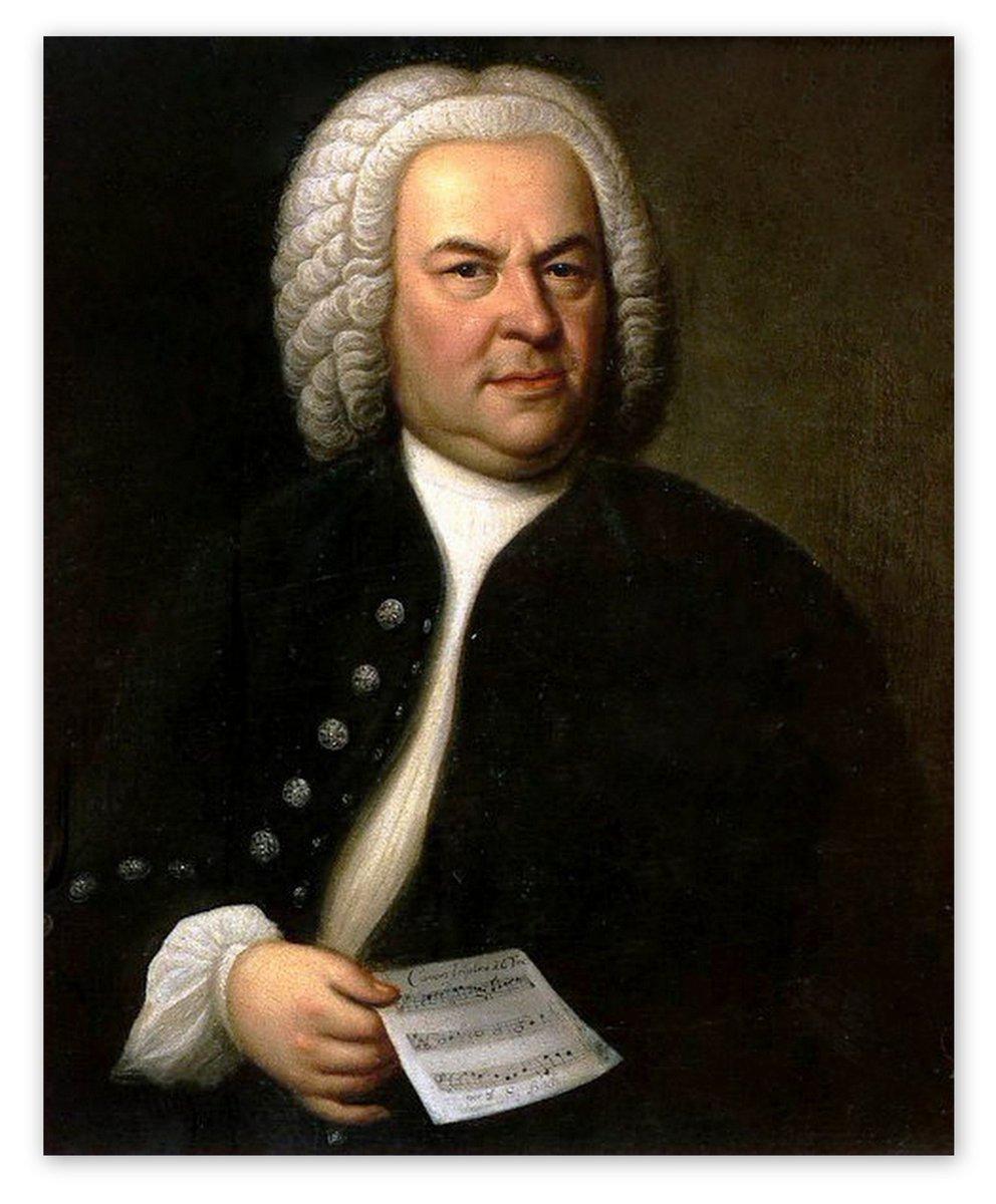 Happy birthday, Johann Sebastian Bach! He was born on this day in 1685. https://t.co/xAgHYUDsru